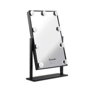 MM STAND FRAMELS BK 00 300x300 - Embellir LED Standing Makeup Mirror - Black
