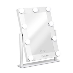 MM STAND FRAME WH 00 300x300 - Embellir LED Standing Makeup Mirror - White