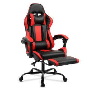 OCHAIR G R26 RD 00 300x300 - Gaming Office Chair Computer Seating Racer Black and Red