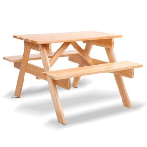 ODF KID PICNIC NW 00 300x300 - Keezi Kids Wooden Picnic Bench Set