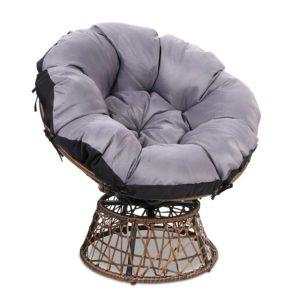 odf papasan ch br 00 300x300 - Gardeon Papasan Chair - Brown