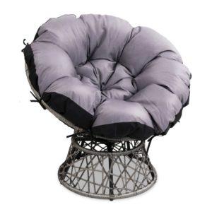 odf papasan ch ge 00 300x300 - Gardeon Papasan Chair - Grey
