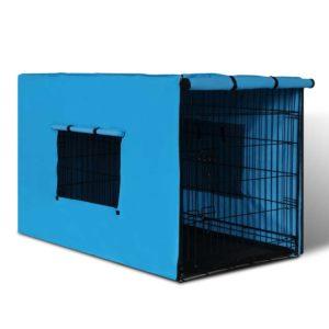 pet dogcagecvr 36 bl 00 2 300x300 - i.Pet 36inch Collapsible Pet Cage - Black