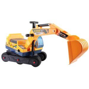 PLAY CAR DIGGER 00 300x300 - Keezi Kids Ride On Excavator - Yellow