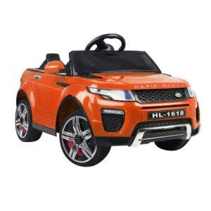 RCAR EVOQUE OG 00 300x300 - Rigo Kids Ride On Car Range Rover Inspired Electric 12V Toys Orange
