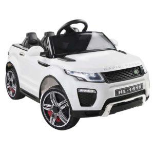 rcar evoque wh 00 1 300x300 - Rigo Kids Ride On Car  - White