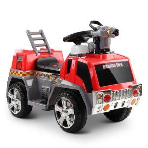 RCAR FIRETRUCK RDGY 00 300x300 - Rigo Kids Ride On Fire Truck Motorbike Motorcycle Car Red Grey