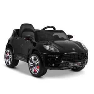 RCAR MACAN BK 00 300x300 - Rigo Kids Ride On Car  - Black
