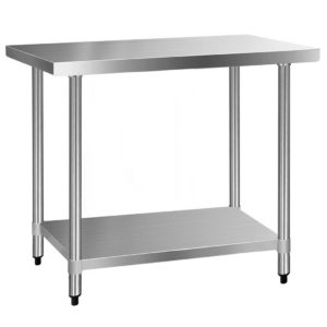 sskb 430s 48 00 300x300 - Cefito 610 x 1219mm Commercial Stainless Steel Kitchen Bench