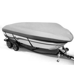 tbc 1618 gr 00 300x300 - 16 - 18.5 foot Waterproof Boat Cover - Grey