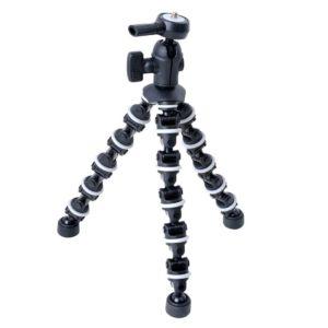 tp mini oct 2 00 300x300 - Mini Flexible Tripod for Digital Camera Video