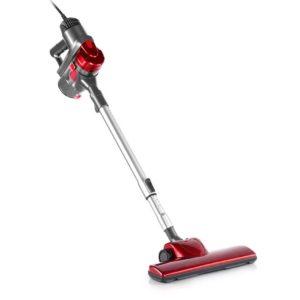 vac cd ah rd al 00 300x300 - Devanti Corded Handheld Bagless Vacuum Cleaner - Red and Silver