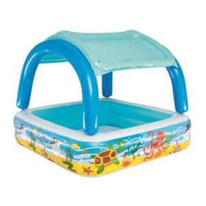 BW POOL KID 52192 00 300x300 - Bestway Inflatable Kids Pool Canopy Play Pool Swimming Pool Family Pools