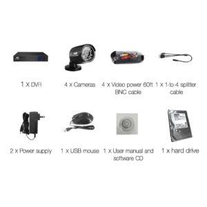 cctv 4c 4b bk t 01 300x300 - UL Tech 1080P 4 Channel HDMI CCTV Security Camera with 1TB Hard Drive
