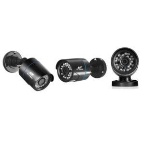 CCTV 4C 4B BK T 04 300x300 - UL Tech 1080P 4 Channel HDMI CCTV Security Camera with 1TB Hard Drive