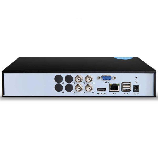 CCTV 4C 4B BK T 05 600x600 - UL Tech 1080P 4 Channel HDMI CCTV Security Camera with 1TB Hard Drive
