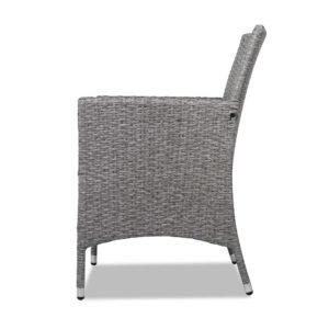 odf bistro rattan ge 03 1 300x300 - 3 Piece Wicker Outdoor Chair Side Table Furniture Set - Grey