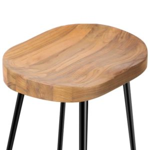 BA TW 9090 H65 NTX2 02 300x300 - Artiss Set of 2 Wooden Backless Bar Stools - Natural