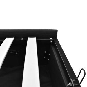 BFRAME E TOKI Q CHAR AB 05 300x300 - Artiss TOKI Queen Size Storage Gas Lift Bed Frame without Headboard Fabric Charcoal