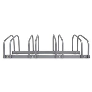 bike 4 si 02 1 300x300 - Portable Bike 4 Parking Rack Bicycle Instant Storage Stand - Silver