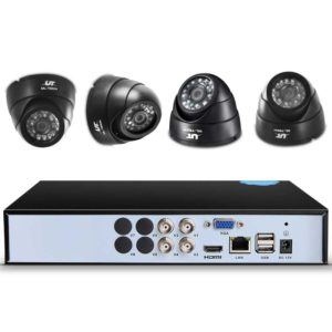CCTV 4C 4D BK 2T 02 300x300 - UL-Tech CCTV Security System 2TB 4CH DVR 1080P 4 Camera Sets