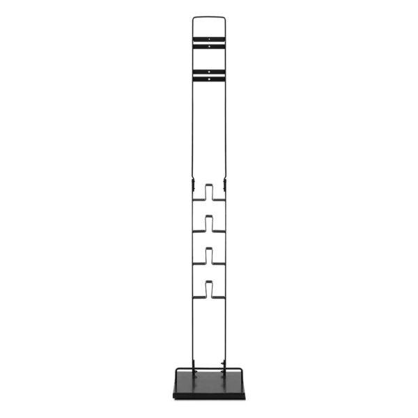 vac std sy02 bk 02 1 600x600 - Freestanding Vacuum Stand for Dyson Handheld Stick Cleaner V6 V7 V8 V10 Rack Holder