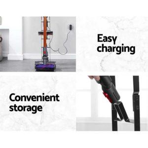 vac std sy02 bk 05 1 300x300 - Freestanding Vacuum Stand for Dyson Handheld Stick Cleaner V6 V7 V8 V10 Rack Holder
