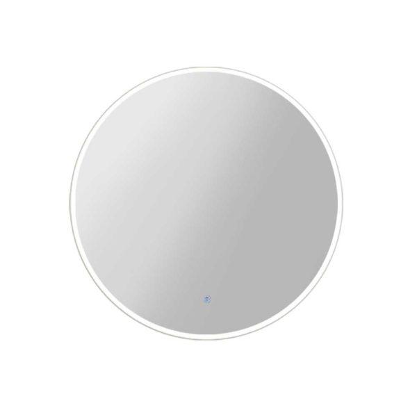 MM WALL ROU LED 50 00 600x600 - Embellir LED Wall Mirror Bathroom Mirrors With Light Decorative 50CM Round