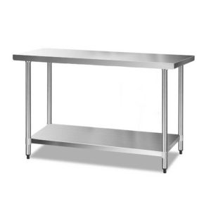 sskb 304s 60 00 300x300 - Cefito 1524 x 610mm Commercial Stainless Steel Kitchen Bench