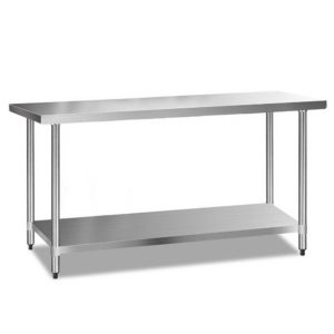 sskb 304s 72 00 300x300 - Cefito 1829 x 610mm Commercial Stainless Steel Kitchen Bench
