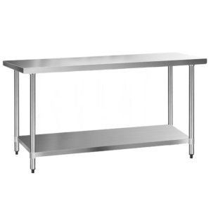 sskb 430s 72 00 300x300 - Cefito 610 x 1829mm Commercial Stainless Steel Kitchen Bench