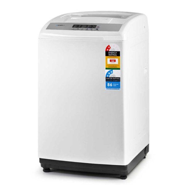 TWM M03 85 WH 00 600x600 - Devanti 8.5kg Top Load Washing Machine