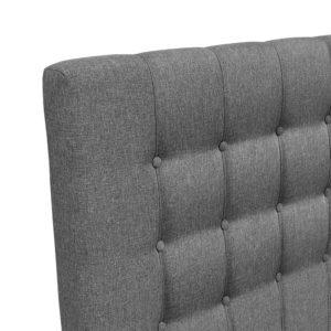 BFRAME E RAFT K LI GY 05 300x300 - Artiss King Size Upholstered Fabric Headboard - Grey