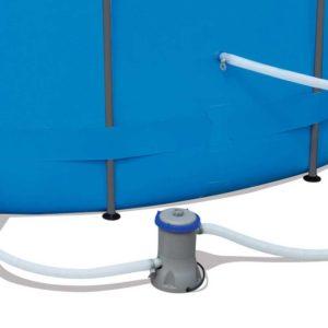 bw pool 366cm 56419 03 300x300 - Bestway Above Ground Swimming Pool Filter Pump