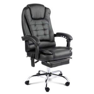 moc 9mj bk combo 02 300x300 - 8 Point Reclining Message Chair - Black