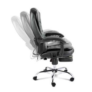 moc 9mj bk combo 05 300x300 - 8 Point Reclining Message Chair - Black