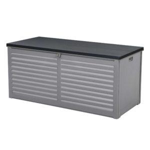 OSB S490 BK 00 300x300 - Gardeon Outdoor Storage Box Bench Seat Garden Sheds Chest 490L