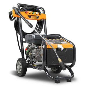 WASHER 80D 15M GY 00 300x300 - 4800psi High Pressure Washer 3 Lance 210cc Petrol 4-stroke 8hp OHV