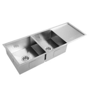 sink 11145 r010 00 300x300 - Cefito 1145 x 450mm Stainless Steel Sink