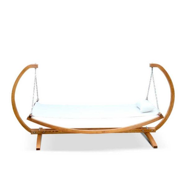 HM TIM SUN SWING 03 600x600 - Gardeon Outdoor Swing Hammock Bed