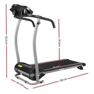 tmill 360 bk r01 01 300x300 - Everfit Home Electric Treadmill - Black