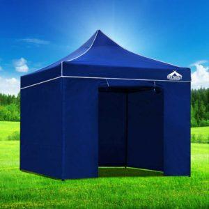 GAZEBO C 3X3 DX BLUE 99 300x300 - Instahut 3x3m Outdoor Gazebo - Blue