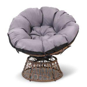 ODF PAPASAN CH BR 02 300x300 - Gardeon Papasan Chair - Brown