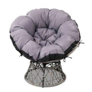 ODF PAPASAN CH GE 02 300x300 - Gardeon Papasan Chair - Grey