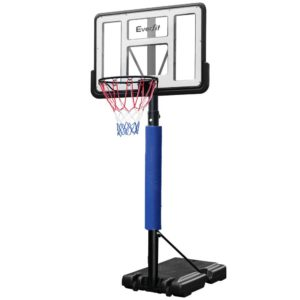BAS HOOP 305 BL 00 300x300 - Everfit 3.05M Basketball Hoop Stand System Ring Portable Net Height Adjustable Blue