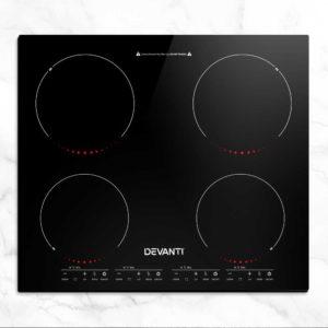 CT IN 800 99 300x300 - Devanti Induction Cooktop 60cm Electric Ceramic Cooker 4 Burner Stove