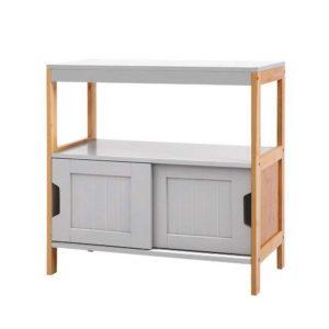 FUNKI K BAM 3867 NT GY 00 300x300 - Artiss Buffet Sideboard Cabinet Storage Shelf Cupboard Hallway Tabe Sliding Door