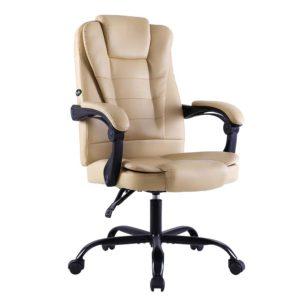 MOC 09M 2P KI 00 300x300 - Artiss Massage Office Chair Gaming Chair Recliner Computer Chairs Khaki