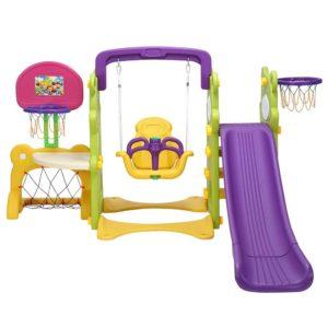 176323 1297799 HD 300x300 - Kids Swing Slide Play Set Basketball Childrens Indoor Outdoor Activity Center