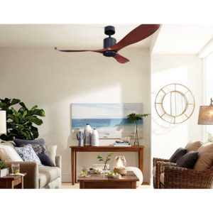 """CF B 56 NL 147 LW 99 300x300 - 56"""" DC Motor Ceiling Fan with Remote 8H Timer Reverse Mode 5 Speeds Wooden"""